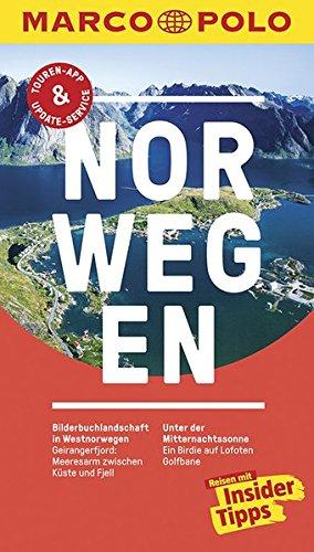 Preisvergleich Produktbild MARCO POLO Reiseführer Norwegen: Reisen mit Insider-Tipps. Inklusive kostenloser Touren-App & Update-Service