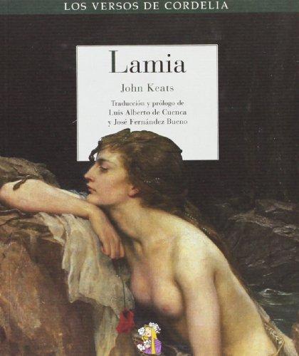 Lamia (Los Versos de Cordelia)