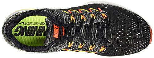 Nike Herren Air Zoom Vomero 10 Turnschuhe noir / Blanc / Rouge (Black / Blanc-Sail-Total Crimson)