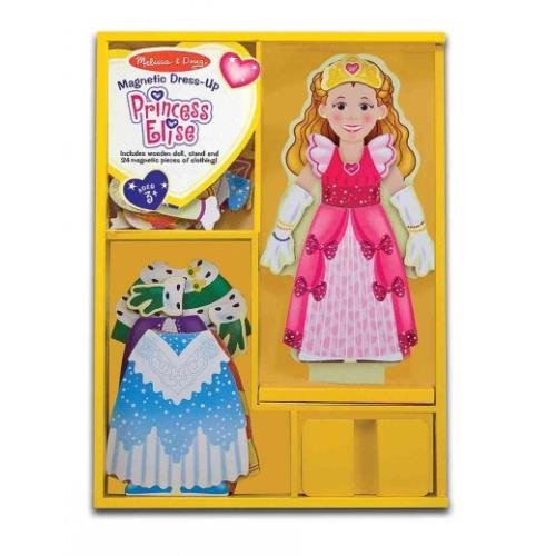 Princess Elise Magnetic Dressup