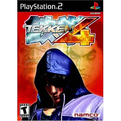 Price comparison product image Tekken 4 / Game [DVD AUDIO]
