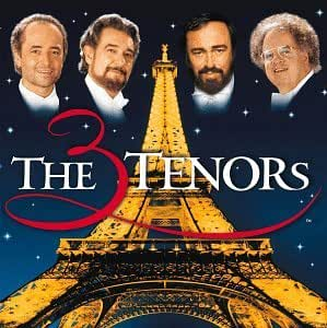 3 Tenors-Paris 1998 [Import USA]