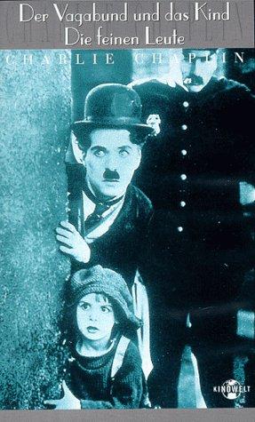 Bild von Charlie Chaplin - Der Vagabund und das Kind/Die feinen Leute [VHS]