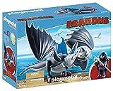 Playmobil - 9248 - Dragons - Dragon Avec Dragon De Combat