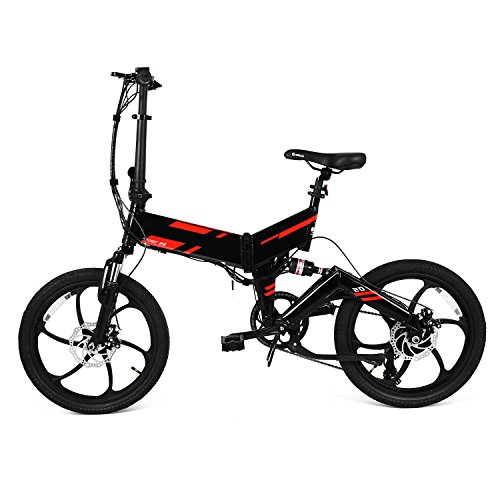 Ultrey E-Bike 26 Zoll Elektrofahrrad Mountainbike...