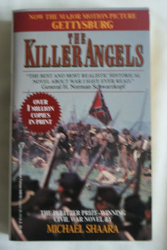 Book cover for The Killer Angels