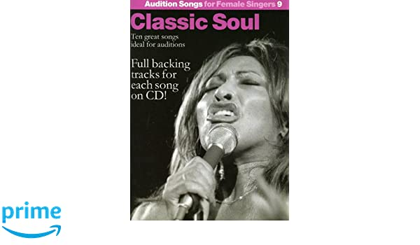 Classic Soul: Ten Great Songs Ideal for Auditions (Audition