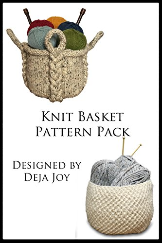Knit Basket Pattern Pack (English Edition) Knit Pack