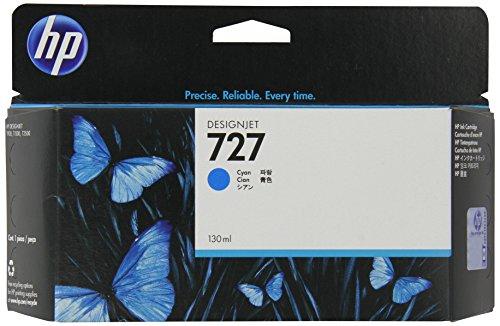 HP B3P19A Cartouche d'encre Bleu