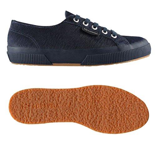 Superga 2750-Leahorseu, Sneaker, Unisex - adulto Navy