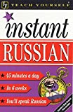: Instant Russian (Teach Yourself)