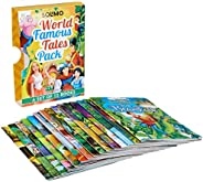 Amazon Brand - Solimo World Famous Tales Pack (A set of 15 Books)