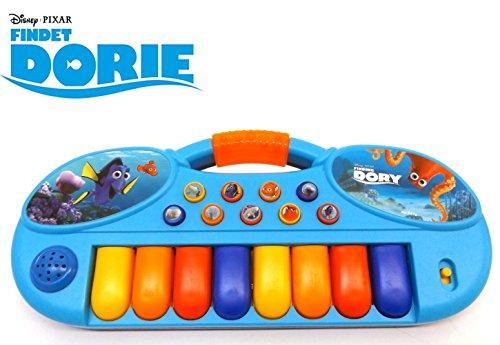 Brigamo 5476 - Findet Dorie Spielzeug Kinder Keyboard thumbnail