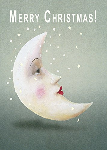 crescent-moon-pack-of-5-christmas-greeting-cards-designed-by-max-hernn