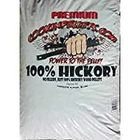 Cookinpellets CPH18 kg 18 kg 100% Madera de Nogal Pellets – Marrón