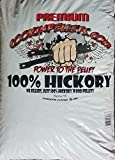 Cookinpellets CPH18 kg-Hickory-Holzpellets
