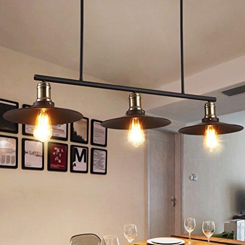 Meters Lámpara de restaurante de araña de viento...