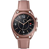 Samsung Galaxy Watch 3, Runde Bluetooth Smartwatch für Android, drehbare Lünette, Fitnessuhr, Fitness-Tracker, 41 mm…