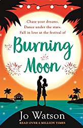 Burning Moon: A romantic read that will have you in fits of giggles