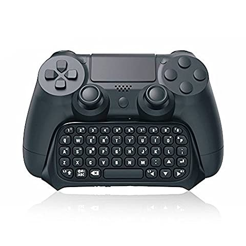 MP power @ Mini Sans fil clavier QWERTY joypad keypad