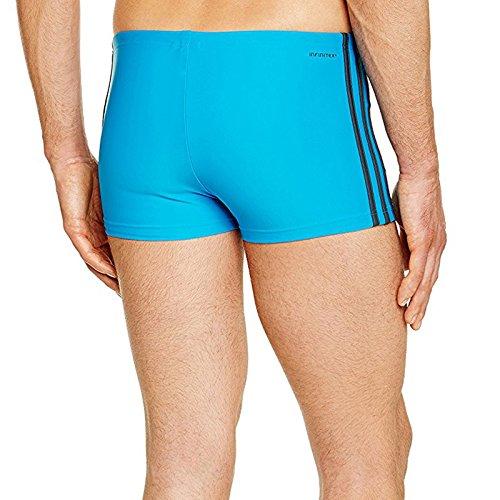adidas Herren Badeshorts 3-Stripes Boxer Blau
