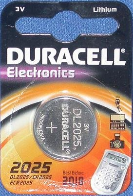 one-1-x-duracell-cr2025-lithium-coin-cell-battery-3v-blister-packed