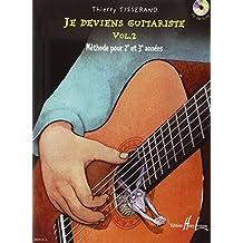 Je deviens guitariste Volume 2