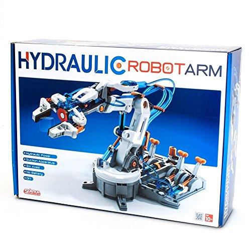 Hydraulic-Robot-Arm