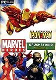 Marvel Heroes Druckstudio Volume 3 Bild