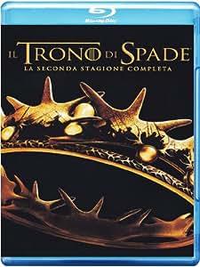 Il trono di spadeStagione02 [Blu-ray] [IT Import]
