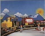 PLAYMOBIL® 4024 - Güterzug von 1995
