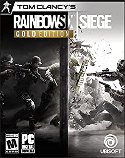 Tom Clancy's Rainbow Six Siege - Gold Edition [Code Jeu PC - Uplay] (B079NCYCGF) | Amazon price tracker / tracking, Amazon price history charts, Amazon price watches, Amazon price drop alerts