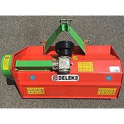 Schlegelmulcher, Mulcher, Schlegelmäher Für Traktoren von 12 bis 35 PS + gelenkwelle B4 80 CM inklusive - APE-110