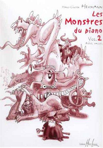 Les monstres du piano Volume 2