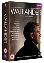 Wallander, Series 1-3 [6 DVDs] [UK Import] hier kaufen