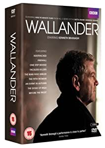 Wallander - Series 1-3 [DVD] [2008]