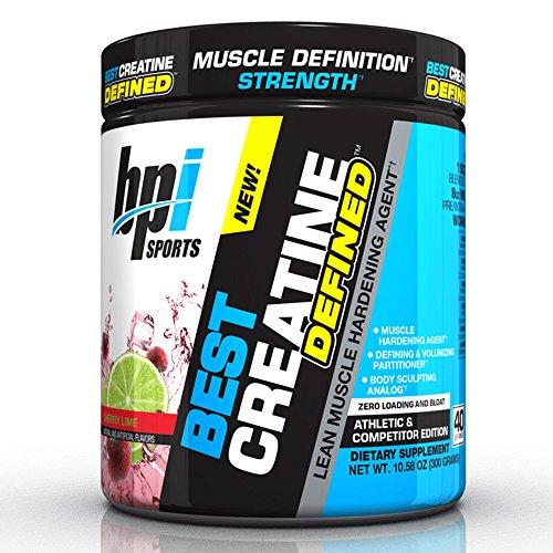 BPI Sports Best Creatine Defined Cherry Lime - 300 gr preisvergleich