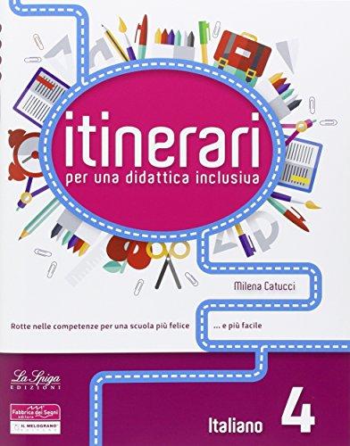 Itinerari di didattica inclusiva. Italiano