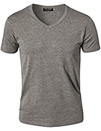 Jack & Jones Basic V-Neck tee S/S Noos Camiseta para Hombre