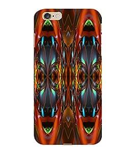 ColourCraft Digital Image Design Back Case Cover for APPLE IPHONE 6S PLUS