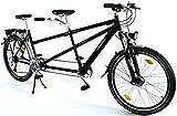 26 Zoll Alu Tandem Fahrrad MTB