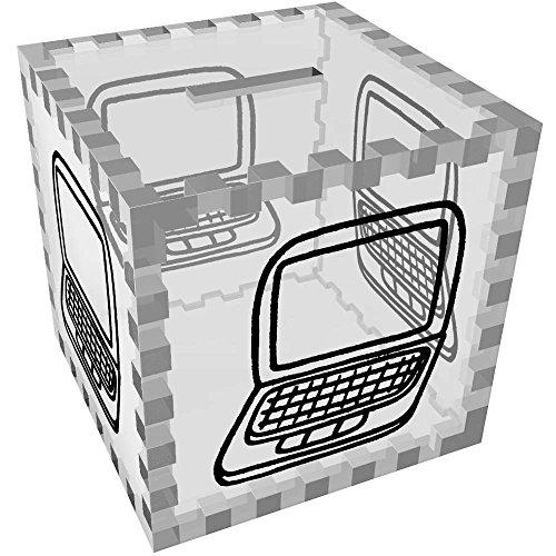 Azeeda 'Ordenador Portátil' Caja Dinero / Hucha MB00051033