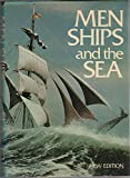 Front cover for the book Men, Ships, and the Sea by Alan John Villiers