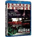 The Purge 1-3 Blu-Ray Box, Collection, import mit deutschem Ton, 1,2,3, Die Säuberung + Anarchy & Election Year