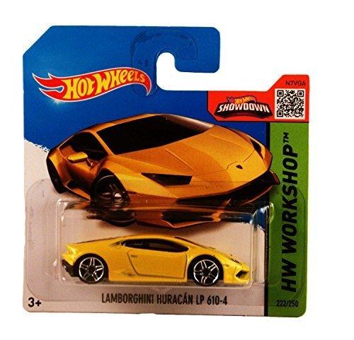 Hot Wheels Lamborghini Huracan LP 610-4 by Hot Wheels