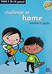 Challenge at Home: Teacher's Guide and Pack
