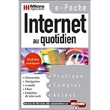 Internet au quotidien