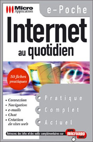 Internet au quotidien