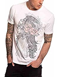 Camiseta Unisex Blanca Katrina