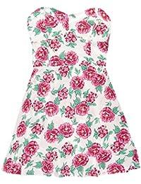 SUPERDRY Damen 90s PRINT DRESS Kleid